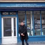 Paris, Bibliothèque de la société psychanalytique
